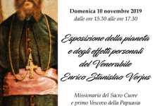 """Photo of Apertura del museo Mozzetti di Oleggio in ricordo di """"Enrico Stanislao Verjus"""""""