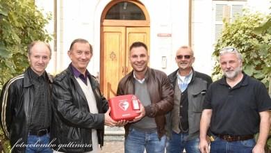 Photo of Donazioni importanti alla Comunità di Gattinara