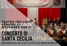 Photo of Anticipazioni sul concerto di Santa Cecilia a Borgosesia