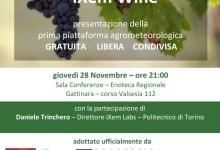 """Photo of Gattinara: presentazione progetto """"iXem Wine"""""""