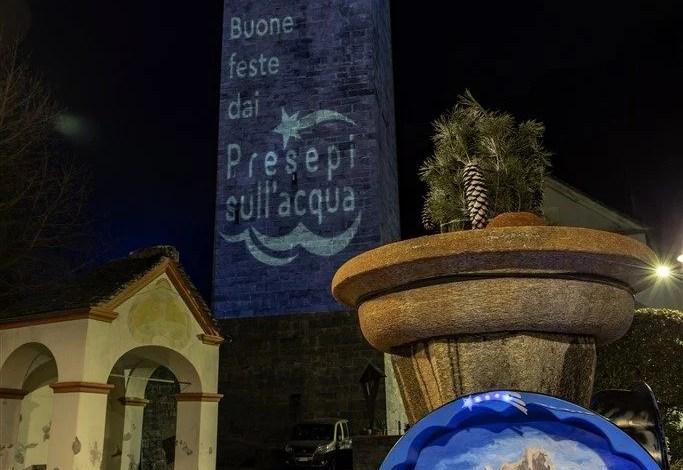 Photo of Crodo (VB): Presepi sull'Acqua 2019