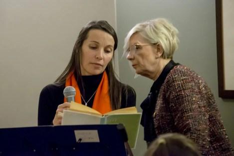 Sara e Rosanna Salvoldi