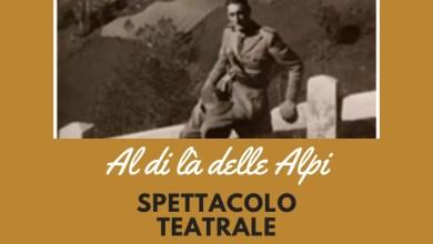 Photo of Al di là delle Alpi. Spettacolo teatrale