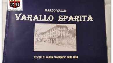 "Photo of ""Varallo sparita"". Presentazione libro alla sede GESCAV"