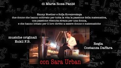 """Photo of Borgosesia: """"La passione dei numeri"""" spettacolo teatrale"""
