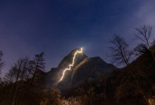 Photo of Varallo: riapre la Ferrata Falconera illuminata