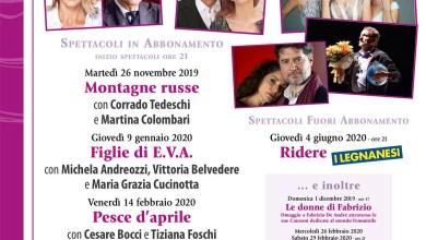 Photo of Valsesia: nuove date Spettacoli teatrali e rimborsi