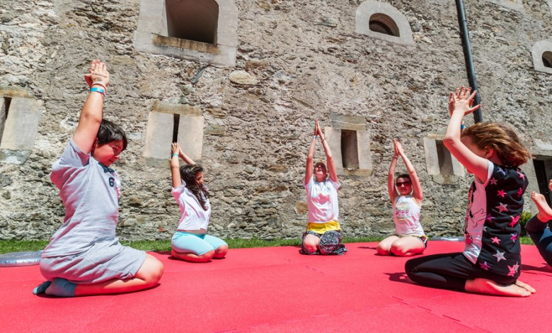Photo of Yoga Mountain Days, 21 giugno Forte di Bard, Valle d'Aosta