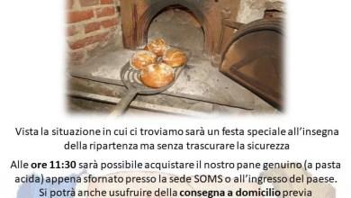 Photo of Guardabosone: festa del pane