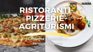 Photo of Valsesia: Ristoranti-Pizzerie-Agriturismi consegna a domicilio e asporto