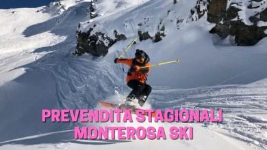 Photo of Monterosa Ski: iniziata la prevendita degli stagionali