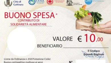 Photo of Gattinara: buoni spesa e aiuti vari alle famiglie in difficoltà