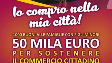 Photo of Borgosesia: importante iniziativa a sostegno del commercio locale e delle famiglie