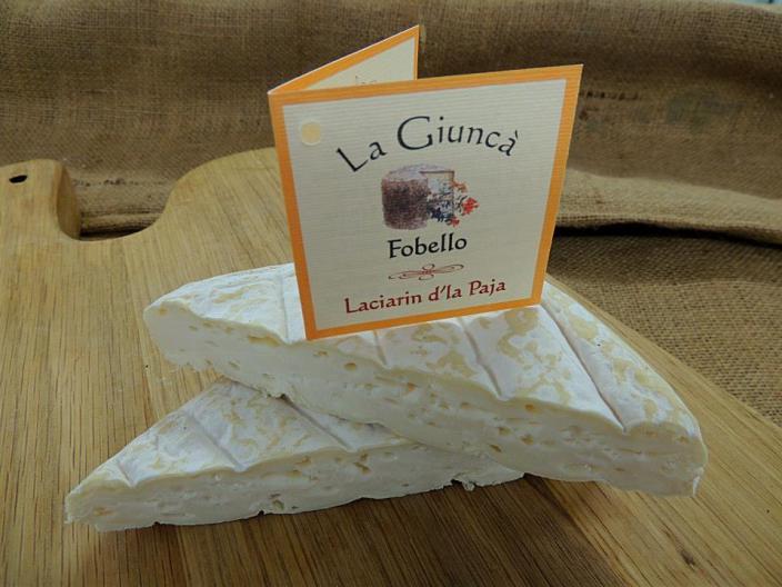 La Giuncà Fobello formaggi tipici