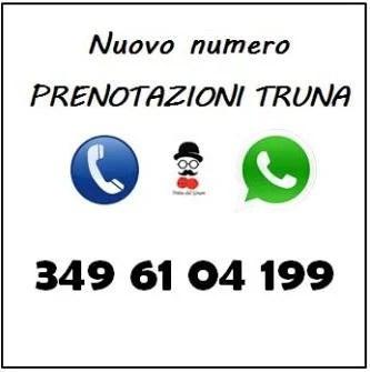 nuovo numero telefono Truna Grignasco
