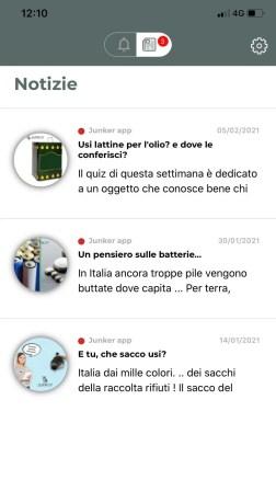 App Junker Seso Borgosesia