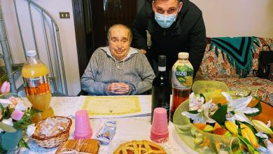Photo of Gattinara: Veglia Roggerone ha compiuto 100 anni. Gli auguri del Sindaco