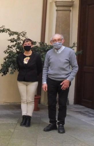 Valentina e Giovanni Spallazzo
