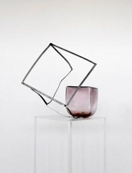 Alice Cattaneo, Untitled, 2019, vetro soffiato di Murano ferro, courtesy of the artist
