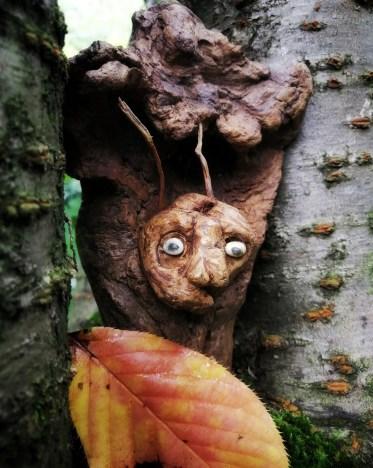 Creatura bosco di Milanolo