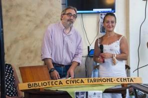 Michele Marziani e Piera Mazzone