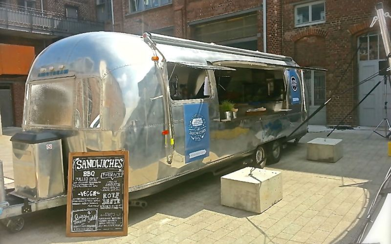 Airstream Foodtruck Futterflotte Eventmobile Online
