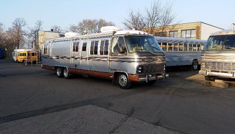 Airstream 345 Wohnmobil