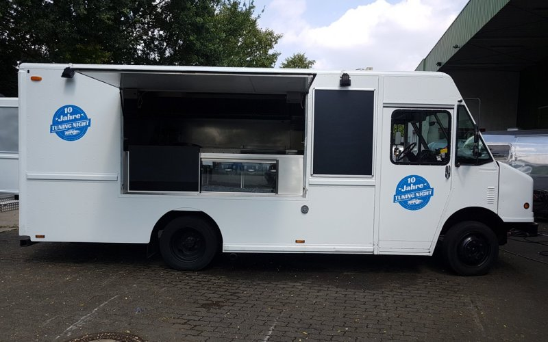 Foodtruck TÜV Event - Tuning Night