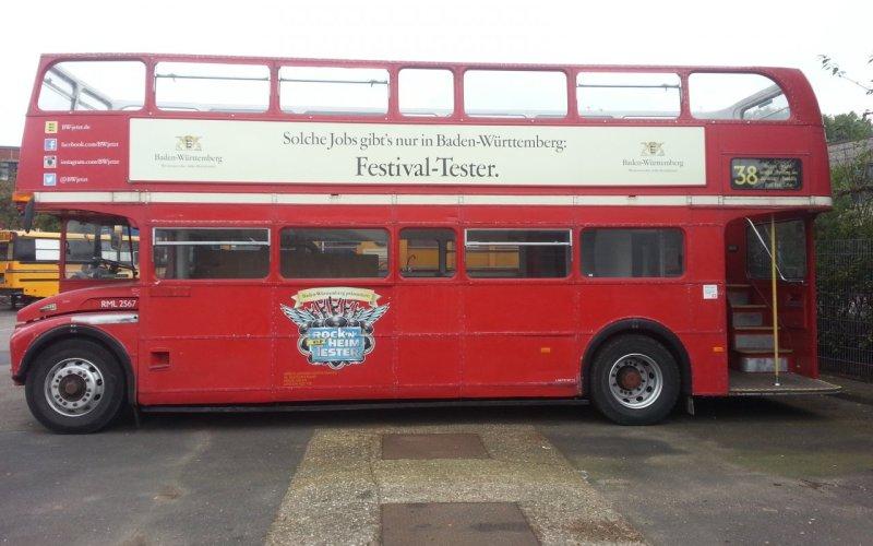 London-Doppeldecker-mit-Kueche-Bj-1960