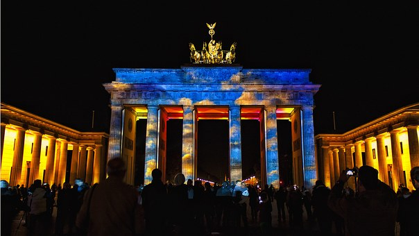 #Berlin leuchtet,#Lichterfest 2018,Berlin,Freuteut,Unterhaltung,#Event,Freizeit,Unterhaltung