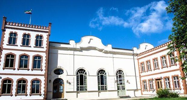 """Wiedereröffnung des historischen Ausflugslokals und Biergartens """"Bismarckhöhe"""" zum 14. April 2017"""