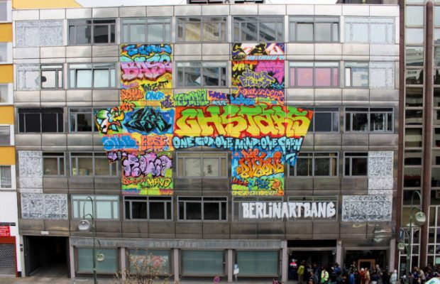 THE HAUS - Berlin Art Bang
