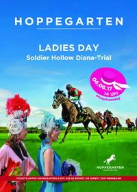 Hoppegarten ladies day Get ready