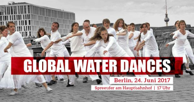Global Water Dances Berlin 2017