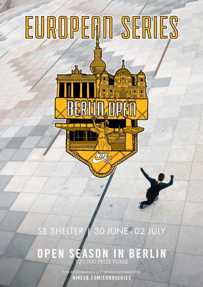 Nike SB Berlin Open 2017