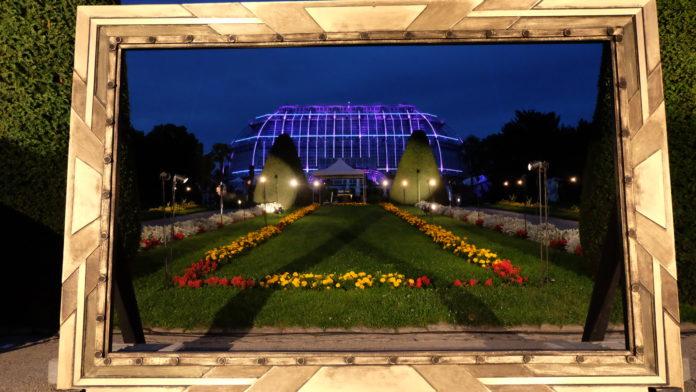 Botanischen Nacht ,Berlin,Botanischen Garten