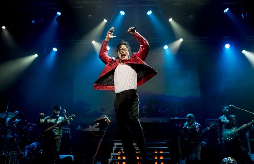 Michael Jackson-Show,Berlin,Show,Estrel Berlin