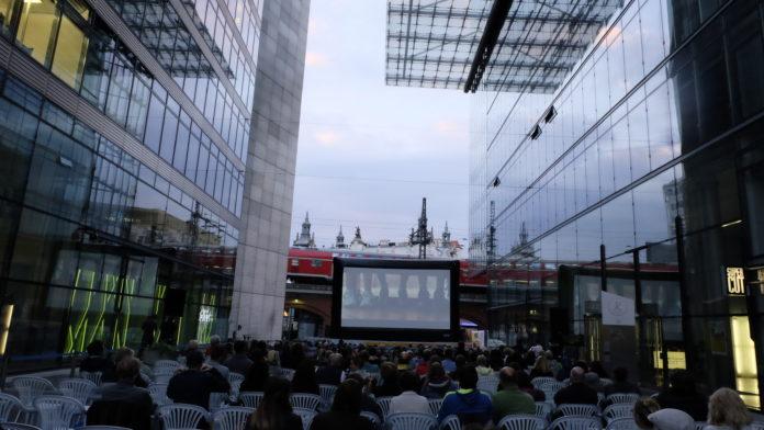 #OpenAir, #Sommerkino Kranzler Eck, Berlin,Film,Unterhaltung,Freizeit