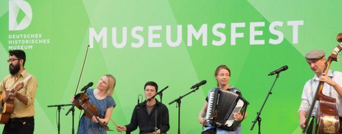 #Museumsfest,#DHM,#VisitBerlin,Berlin,Fest,Unterhaltung,Freizeit