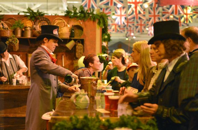 Charles Dickens, Christmas ,Weihnachtsmarkt,Charles Dickens Weihnachtsgeschichte ,Berlin,Freizeit,Unterhaltung