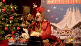 Tempodrom ,RONCALLI Weihnachtscircus, Bernhard Paul,Freizeit,Unterhaltung,