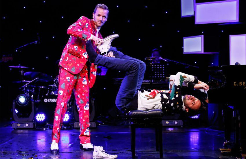 #AssDur, Ass-Dur ,Weihnachtsshow ,Freizeit,Unterhaltung