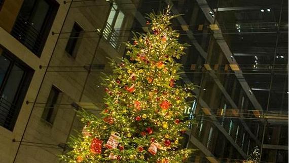 Weihnachtsmarkt,Berlin,#VisitBerlin,Auswärtigen Amt,Freizeit,Unterhaltung