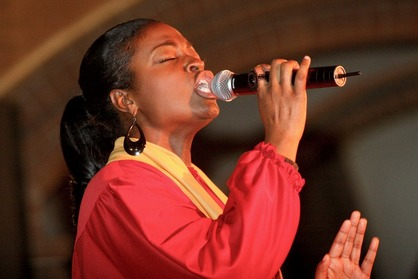 Donna Brown & The Golden Gospel Pearls ,HARLEM GOSPEL ,Oh Happy Day,Berlin,#VisitBerlin,APOSTEL-PAULUS-KIRCHE,Musik,Unterhaltung