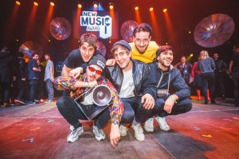 #Leoniden,New Music Award 2017,Berlin,Musik,Konzert,Unterhaltung