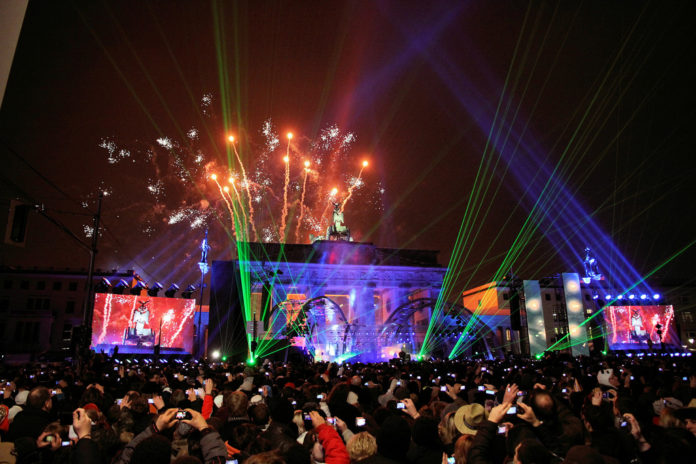 Silvesterparty,Brandenburger Tor, News,Berlin,#VisitBerlin