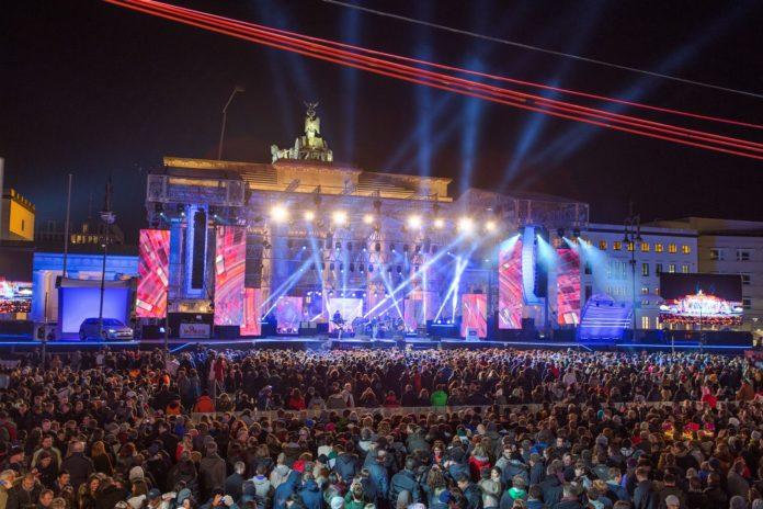 Silvesterparty,Brandenburger Tor,Berlin,#VisitBerlin,Party-Meile ,Freizeit,Unterhaltung