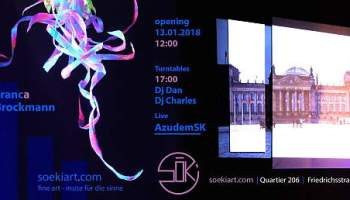Quartier 206 ,Berlin,Ausstellung,Art & Fashion ,Kunst,#VisitBerlin