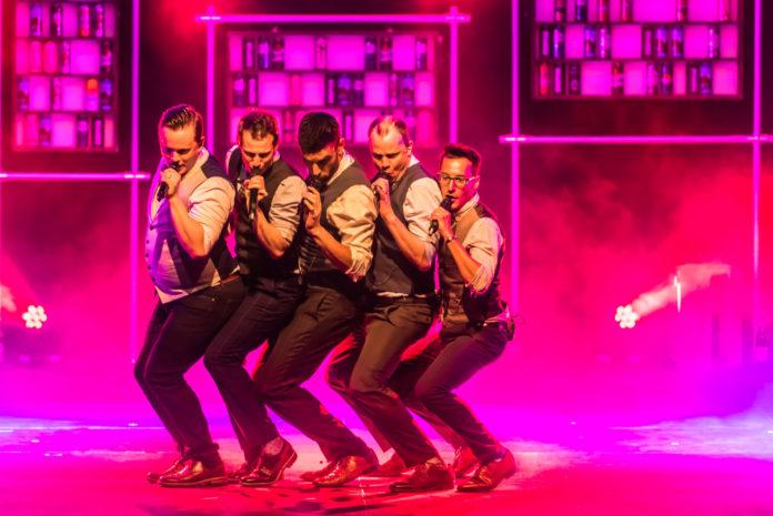 A cappella,Berlin,Musik,#BerlinPremiere, #Bliss, Mannschaft,Unterhaltung,Freizeit,Show,Schweiz