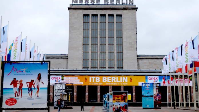 Tourismus / Urlaub, Jugendreisen, Jugendliche, ITB, Messen, Panorama, Tourismus, Berlin